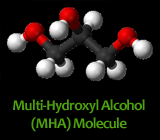 MHA or multi-hydroxyl alcohols